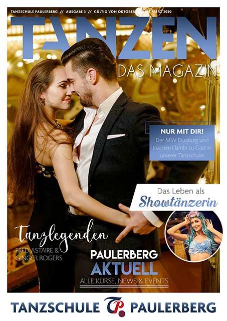 Tanzen Das Magazin Tanzschule Paulerberg Ausgabe 03