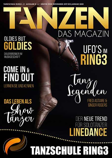 Tanzen Das Magazin Tanzschule Ring 3 Ausgabe 08