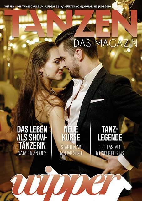 Tanzen Das Magazin Tanzschule Wipper Ausgabe 6