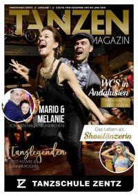 Tanzen Das Magazin Tanzschule Zentz Ausgabe 01
