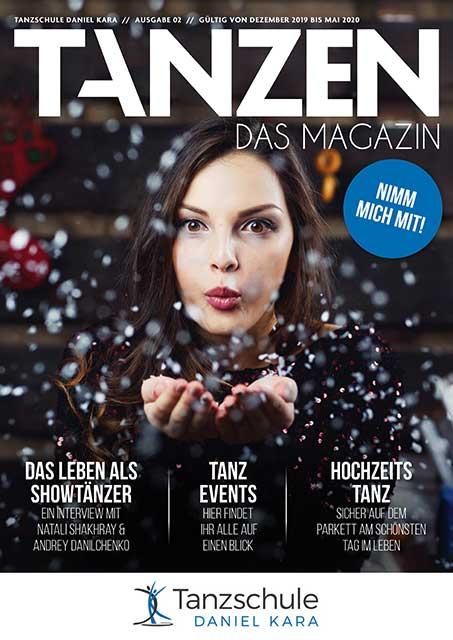 Tanzen Das Magazin Tanzschule Daniel Kara Ausgabe 02