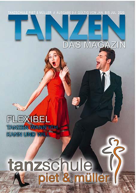 Tanzen Das Magazin Tanzschule Piet Mueller Ausgabe 9