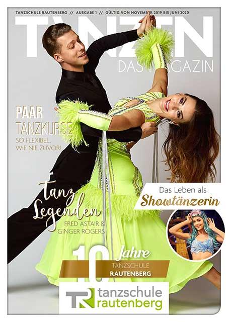 Tanzen Das Magazin Tanzschule Rautenberg Ausgabe 01