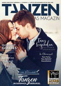 Tanzen Das Magazin Taunus Tanzschule Ausgabe 03