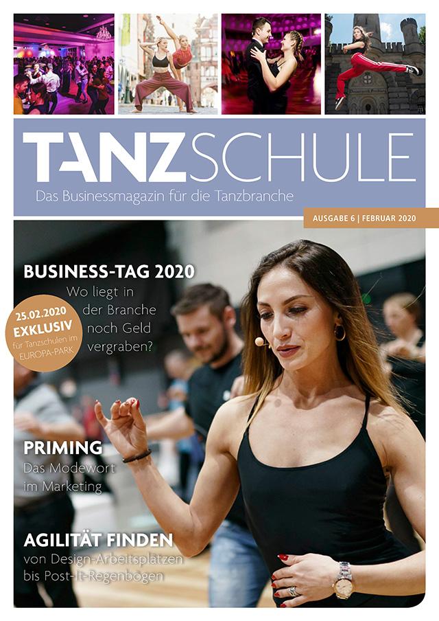 Tanzschule Das Businessmagazin Ausgabe 06