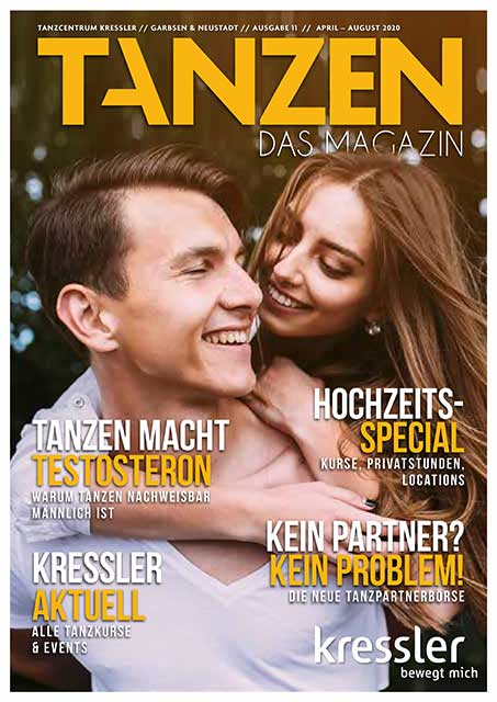Tanzen Das Magazin Tanzcentrum Kressler Ausgabe 11