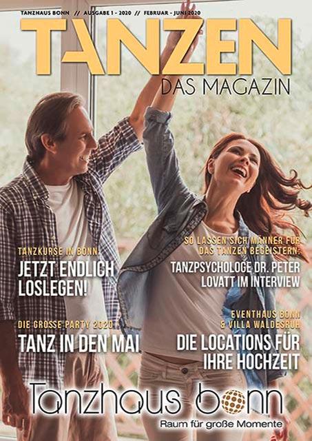 Tanzen Das Magazin Tanzhaus Bonn Ausgabe 2020 01
