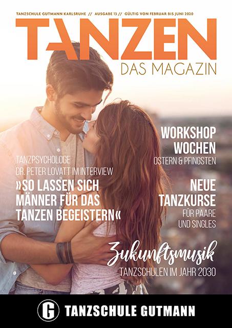 Tanzen Das Magazin Tanzschue Gutmann Karlsruhe Ausgabe 13