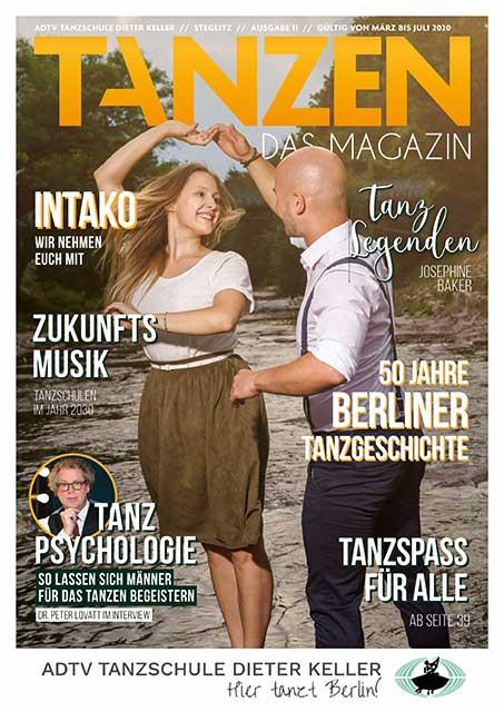 Tanzen Das Magazin Tanzschule Dieter Keller Steglitz Ausgabe 11