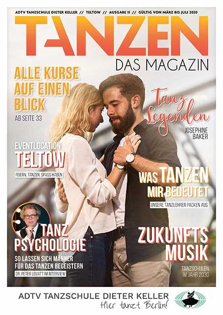 Tanzen Das Magazin Tanzschule Dieter Keller Teltow Ausgabe 11
