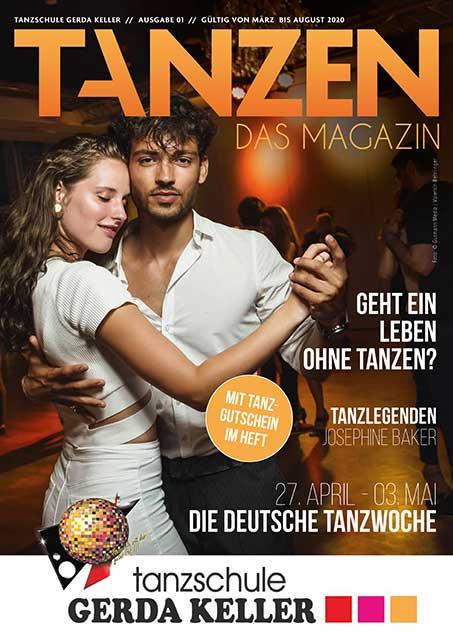 Tanzen Das Magazin Tanzschule Gerda Keller Ausgabe 1