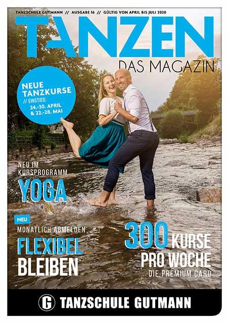 Tanzen Das Magazin Tanzschule Gutmann Freiburg Ausgabe 16