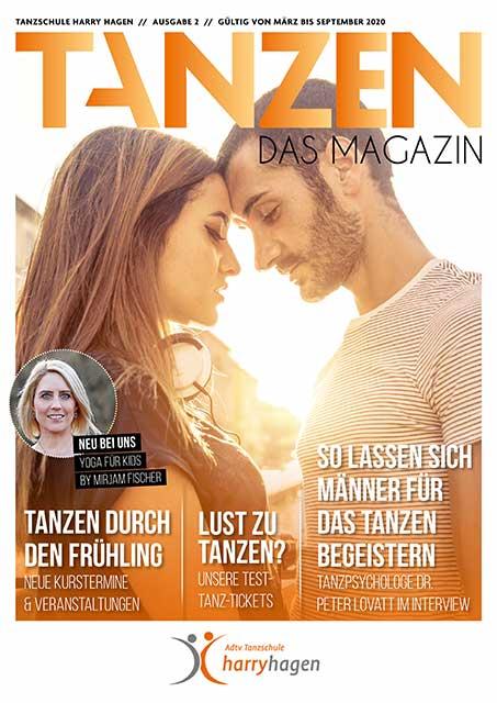 Tanzen Das Magazin Tanzschule Harry Hagen Ausgabe 2
