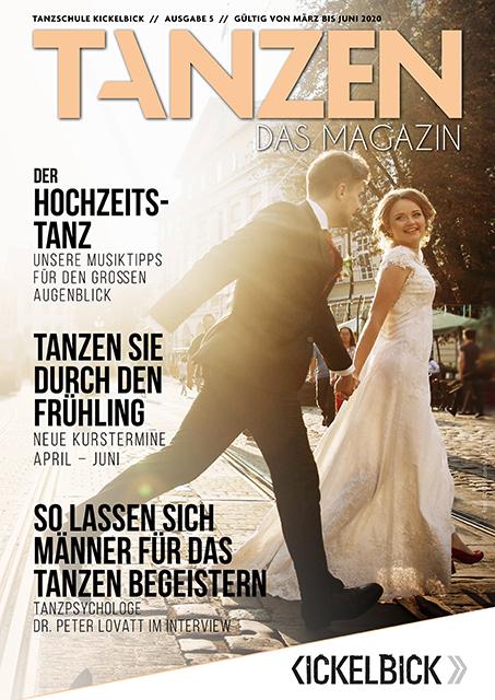 Tanzen Das Magazin Tanzschule Kickelbick Ausgabe 5