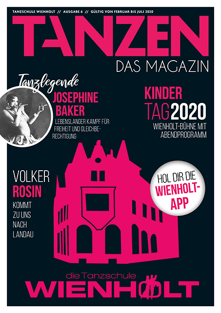 Tanzen Das Magazin Tanzschule Wienholt Ausgabe 6